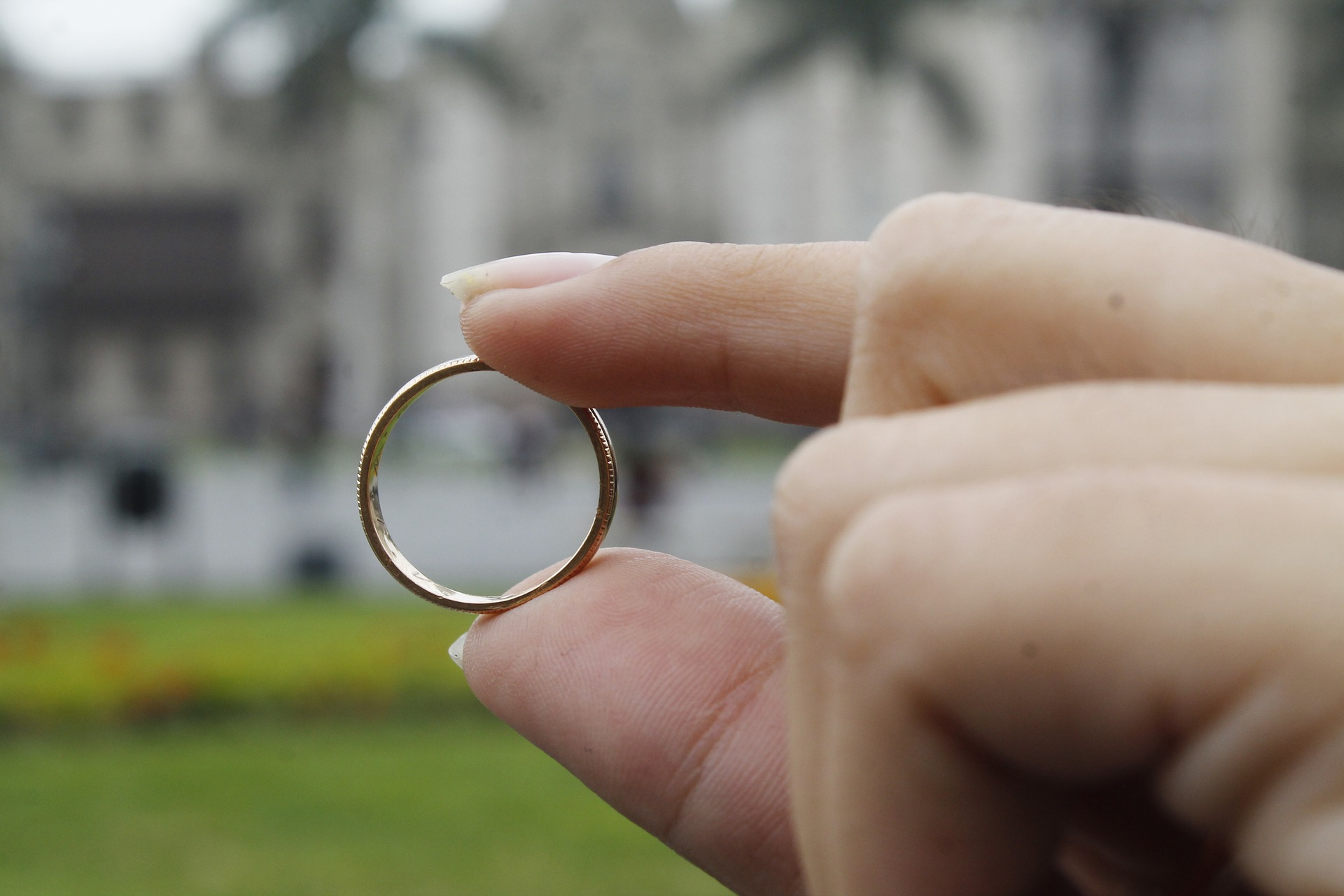 What To Do With Wedding Ring